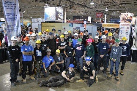 skills 2018 competitors