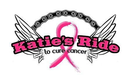 katie's ride fundraising logo