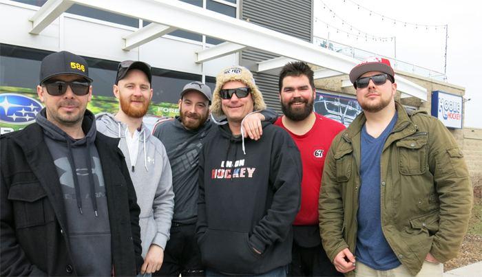 IBEW OPC Hockey Tournament 2019