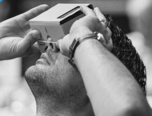 Virtual reality goggles Google Cardboard
