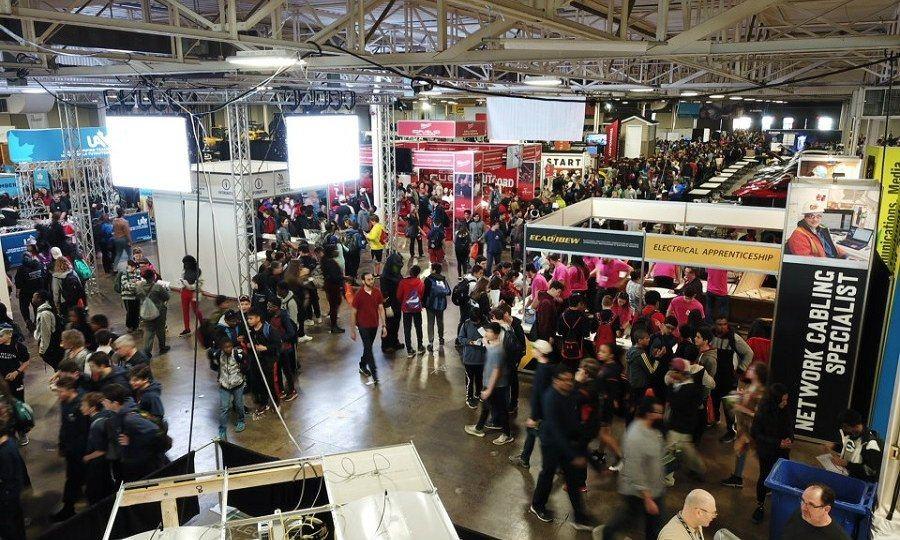 crowds-congress-toronto-skills-ontario