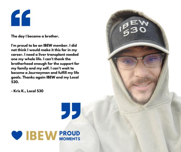 IBEW-Proud-Moments-Kris-K.-Local-530-Facebook-3